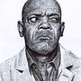 Sam Jackson by Sulup