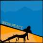 Won Peace Splash by Cyberdevil