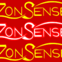 ZonSense Logo 2010 by Cyberdevil