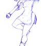 sniper girl by MasterCron