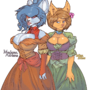 Brothel girls by HOLIMOUNT2