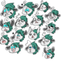 Expressions by limeslimed