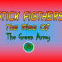 Stick Fighters Title Screen by Chakatan