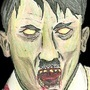Zombie Hitler by ThornesAttic