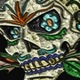 sugarskull 'n snake by callemaris