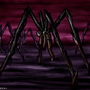 Hangman Spiders by TrojanMan87
