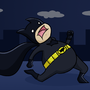 The Fat Bat by EmuToons