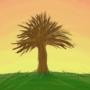 Tree at Dawn by SamZee