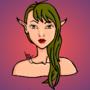 Elf by kyzaah
