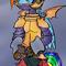 Dragoon Rainbow Dash