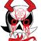 Bleeding Satan Skull