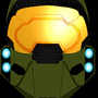 master chief helmet *remake* by venoxis