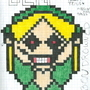 8 bit BEN DROWNED by Aoharu