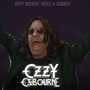 Happy Birthday Ozzy by akoRn