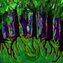 extreme nausea forest by ZabuJard