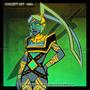 Concept art: Helix by Webmegami