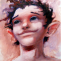 Elf by Kajenx