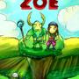 Zoe dota 2 by Alef321