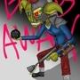 Rocket Goblin by Dobler