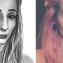 Kayleigh Realism Side by Side by TheLoyalMeat