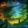 Alien Landscape Commision by AtTheSpeedOf
