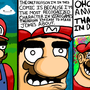 Generic Mario Joke #1312 by Potatoman