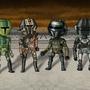 Bounty Hunters Unite by Rhyakk