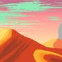 Desert by Minechael
