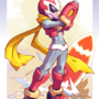 ProtoMan by Tomycase