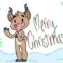 Simple Christmas Card~ by limeslimed