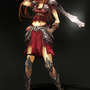 Sacred Knight Class - Khara by keepwalking