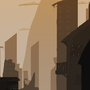 The Sun City by aba1