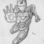 Iron man by joelatkinson