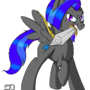 Cobalt Lightning by DZ-Aladan