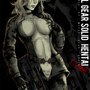 Girls of Metal Gear by TheShadling