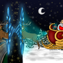 Santa's Secret by Besper