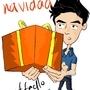 Navidad raffaello by 07raffaello