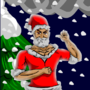 The new Santa by DIWAKAR