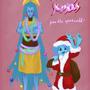 Merry X-mas! by SpecterWhite