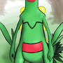 sceptile by edwintheman1234