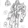 UT3 Robot by ShadowSNB458