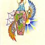 Gypsy Karma by 1N5AN3