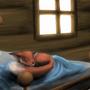 Sly takes a nap by Kajenx