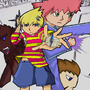 Mother 3 Ver.1 by GIN-TAMA
