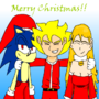 Happy Christmas everyone!! by Finalanime100