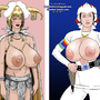 The Ladies of Buck Rogers by ultrafem