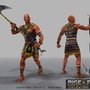 3D game character: High Priest by sanhueza