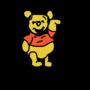 Winnie Pooh - Shitty Art #1 by TheHighspeedGames