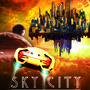 Sky City by AlexierXVII