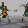 3D Game Character: Persia King by sanhueza